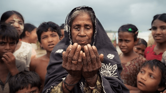 No Help for the Rohingya